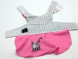 impulse-notion-blog-review-doggie-design-pink-poodle-designer-dress
